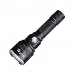 Supfire C8-S LED nabíjecí svítilna Luminus SST-40 -W 1100lm, USB, Li-ion