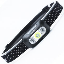Supfire LED čelovka JINGRUI XD-3535 117lm, USB, Li-ion