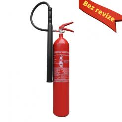 Sněhový hasicí přístroj 5kg (70B) - BEZ REVIZE
