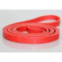 Odporová guma 7-16kg - 208cm, červená