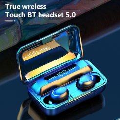 Bluetooth TWS sluchátka F9-5C