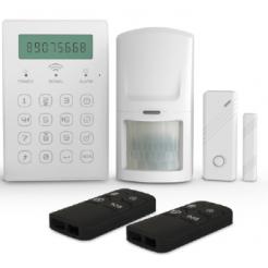 Domácí alarm Secutek SWD-M3GN s GSM modulem