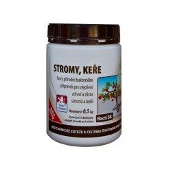 Bacti SK - Stimulátor zdraví rostlin pro stromy a keře - 0,5 kg