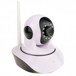 Indoorová PTZ IP kamera se záznamem Secutek SBS-H65R