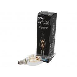 Ledin LED FILAMENT žárovka E14 4W 488LM teplá (30W)