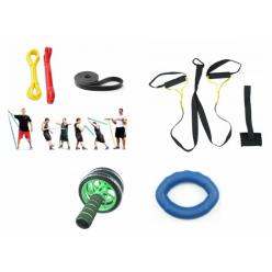 Domácí fitness balíček Basic