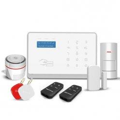 Domácí alarm Secutek SWD-WM3FX s GSM a WiFi