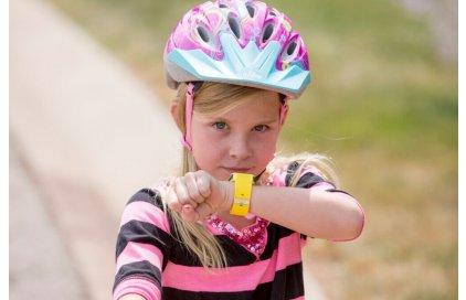 Nové dětské GPS hodinky