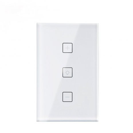 SMART Switch Wi-fi panel na stěnu SP003D
