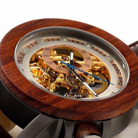 Mechanické hodinky BOBO BIRD WK12