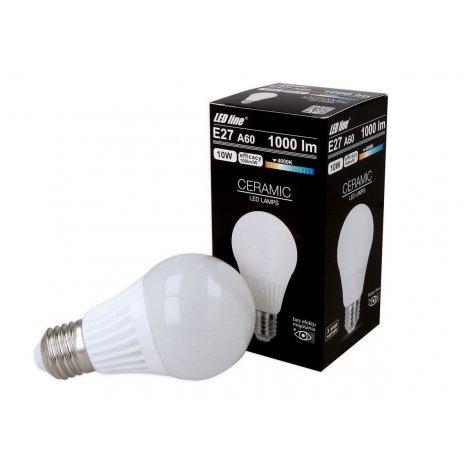 Ledin LED SMD žárovka E27 10W 1000lm denní (80W)