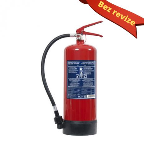 Pěnový hasicí přístroj 6l (13A/144B) - BEZ REVIZE