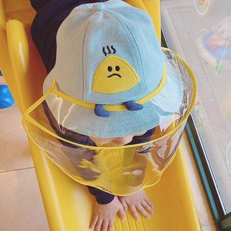 Čepice s ochrannou pokrývkou pro děti