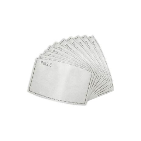 5ti vrstvý PM2.5 filtr s aktivním uhlíkem