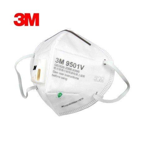 3M Respirátor 9501V s výdechovým ventilem KN95