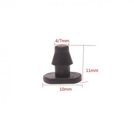 Koncový uzávěr pro 4 / 7mm distribuční hadice