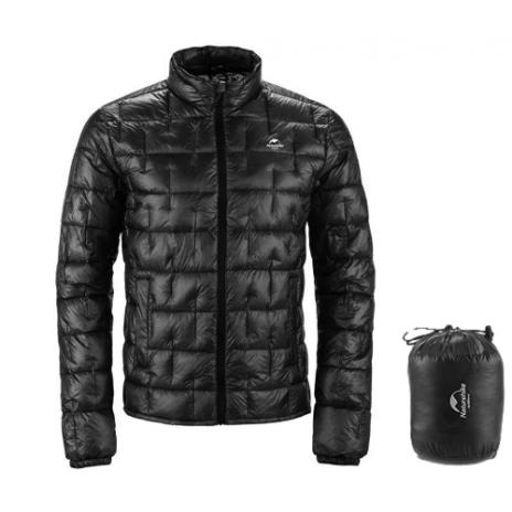 Nejlehčí péřová bunda - 70g peří / 180g - Velikost M