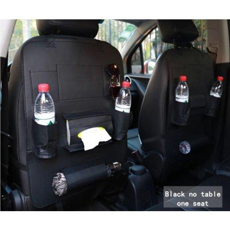 Organizér na sedačku - černý