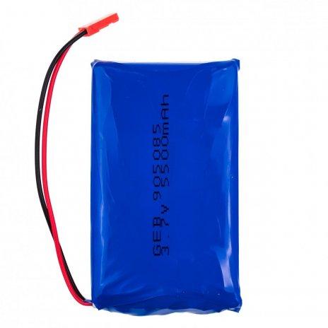 3.7V 5500mAh dobíjecí lithiová baterie