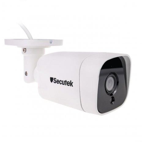 4G IP kamera se záznamem Secutek SBS-NC15G