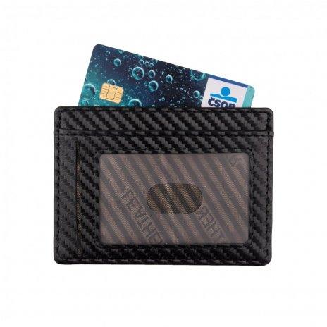 Bezpečnostní RFID pouzdro na platební karty Secutek OT69