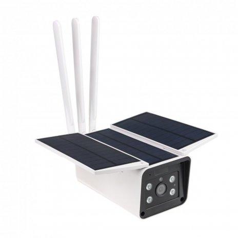 Solární 4G IP kamera Secutek SBS-NC37G