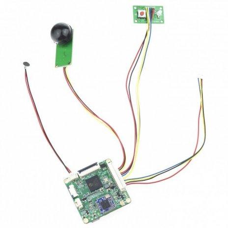 HD WI-FI kamerový modul s pohybovým senzorem