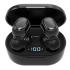 Bezdrátová sluchátka E6S s bluetooth 5.0 a dobíjecím pouzdrem - černá