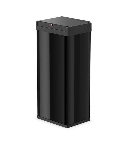 Koš odpadkový velkoobjemový Hailo 52 l černý lak