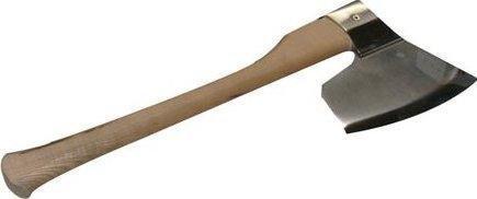 Sekera řeznická - dřevo
