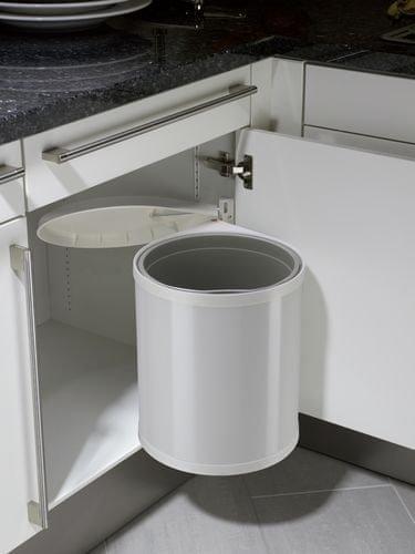 Odpadkový koš Hailo Compact-Box M 3555-101