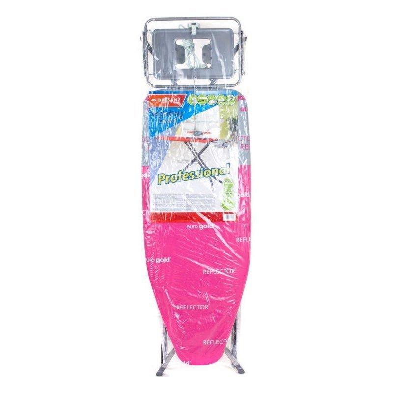 Brilanz Žehlící prkno Professional130 x 48 cm, růžové