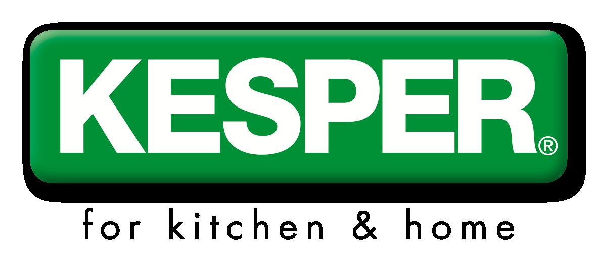 Kesper Regál pojízdný kuchyňský rozkládací