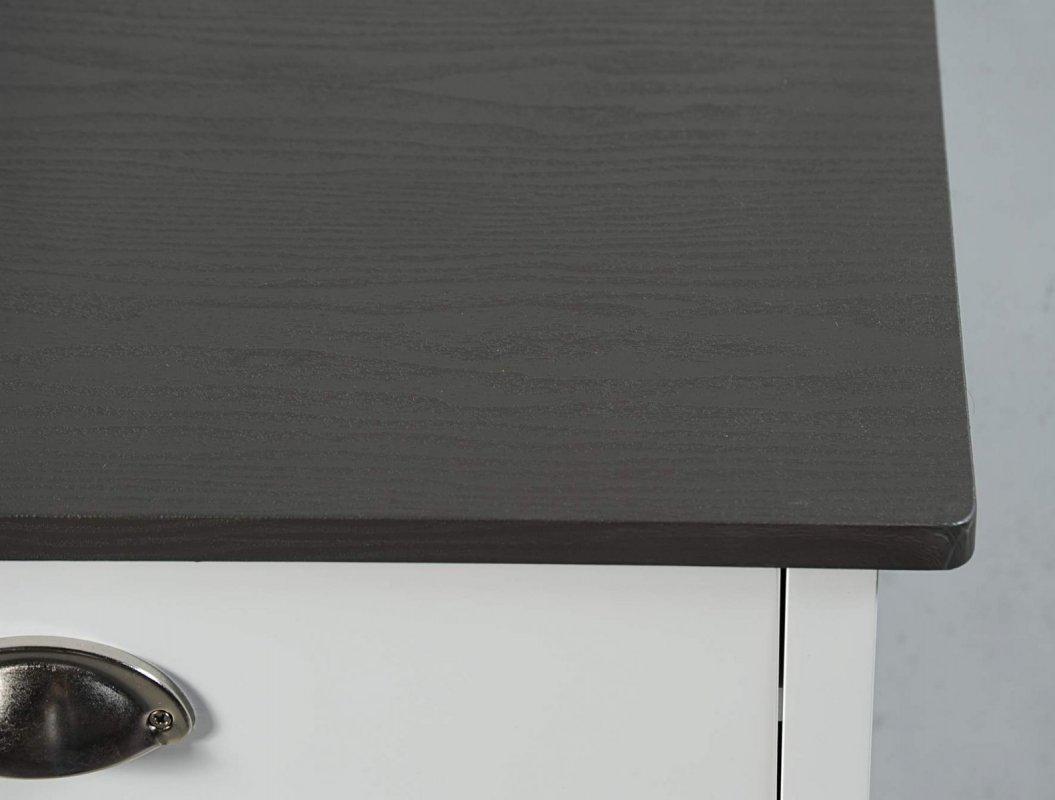 Kesper Kuchyňský regál s odp. koši na tříděný odpad šedý