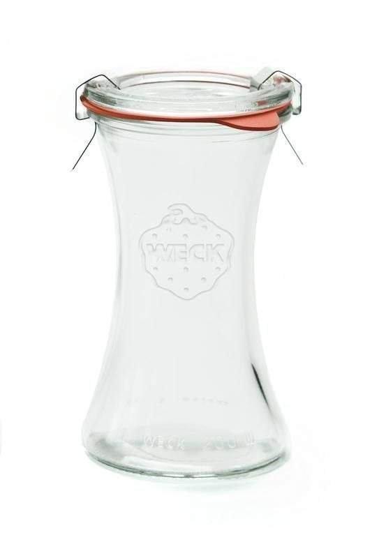 Westmark Sklenice na delikatesy 200 ml, 6 kusů