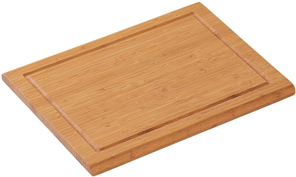 Kesper, Bambusová prkénko na krájení 38 x 28 x 1,8 cm