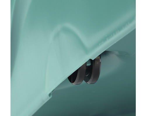 Leifheit Podlahový mop Profi s vědrem Profi s integrovanými kolečky 55096