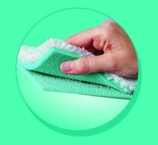 Náhrada k mopu PICOBELLO/PICCOLLO Extra soft LEIFHEIT