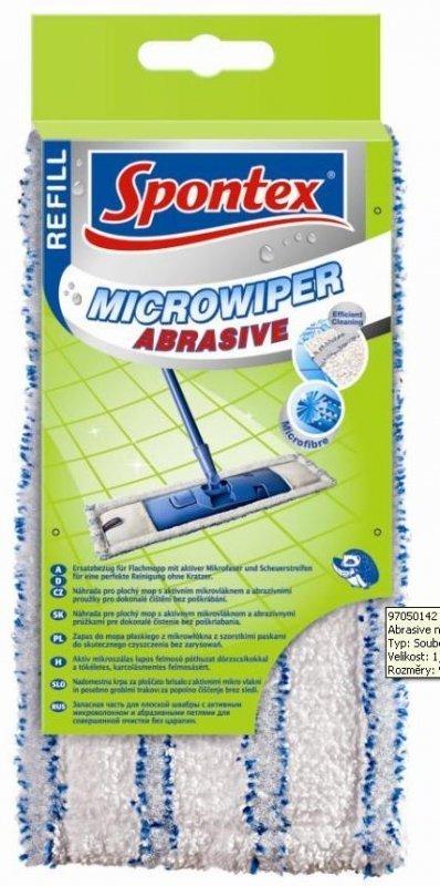 Spontex Microwiper Abrasive náhradní mop