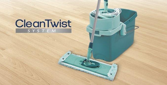 Mop set Leifheit Twist System New M 52014