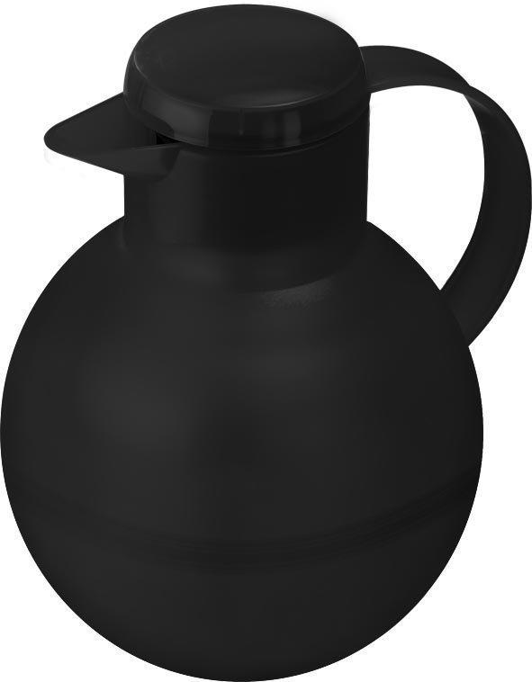 Termoska SAMBA TEA, 1,0L, plast, černá EMSA