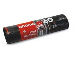 Pytle odpadkové LDPE zatahovací 60l/15 ks 65x75cm