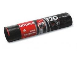 Pytle odpadkové LDPE zatahovací 120l/10 ks 70x110cm