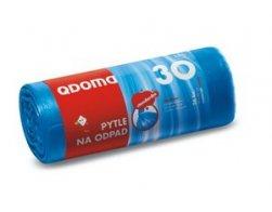 Pytle do odpadkových košů HDPE 30l/36 ks 50x60cm - modré