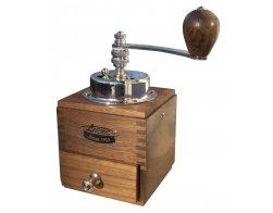Lodos Mlýnek na kávu 1945 Lux - ořech
