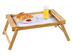 Kesper Servírovací stolek bambus
