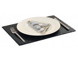 Kesper Břidlicová deska na servírování jídla obdelník 40 x 30 cm