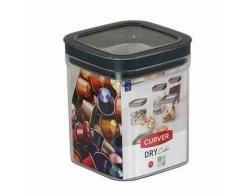 Dóza Dry Cube 1,3l šedá.
