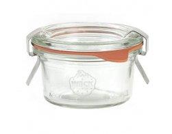 Zavařovací sklenice Weck Mini-Sturz 50 ml, průměr 60