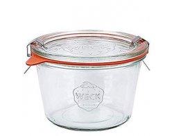 Zavařovací sklenice Weck Sturz 370 ml, průměr 100